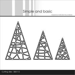 Simple And Basic - Stempel - Dansk Tekst - SBC063