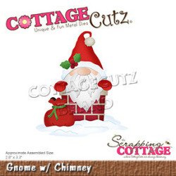 CottageCutz - Gnome With...