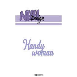NHH Design - Handy Woman -...