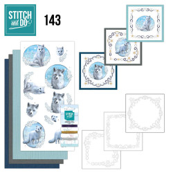 Stitch And Do 143 - Winter...
