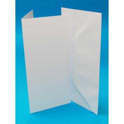 Papirdesign - Julenatt - Gul Og Fin - 30.5x30.5