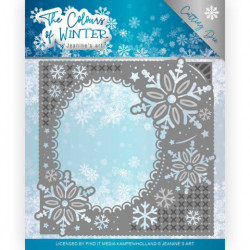 Yvonne Creations - A5 - Sparkling Winter