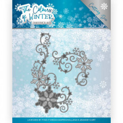 Yvonne Creations - Paperpack - Sparkling Winter
