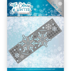 Pushout - Yvonne Creations - Sparkling Winter - Winter Friends - SB10403