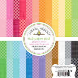 Doodlebug Design - Gingham...