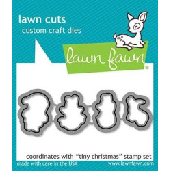 Lawn Fawn - Tiny Christmas...