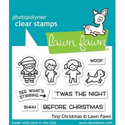 Lawn Fawn - Clear Stamp -...