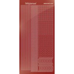 Dobbeltklæbende Tape 6mmx50m