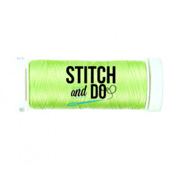 Stitch And Do - Avocado Green