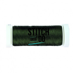 Stitch And Do - Pine Green