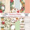 ScrapBoys - Papirblok 15x15 - Christmas Wishes