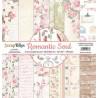 ScrapBoys - Papirblok 30x30 - Romantic Soul