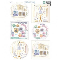 Ciao Bella - Paper Pad 12x12 - The Seventies