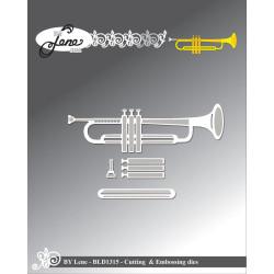 By Lene - Trumpet - BLD1315
