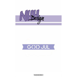 NHH Design - God Jul - NHHD883