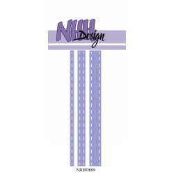 Viva Decor - 3D Stamp And Paperpaint - Violet Metallic