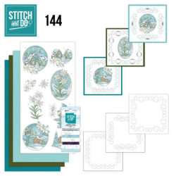 Stitch And Do 144 - Edelweis