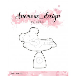 Anemone_Design - Teddy Bear