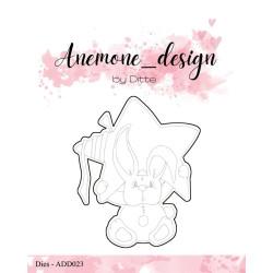 Jeanines Art - Happy Birds - Bloemencirkel - JAD10084
