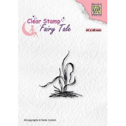 Nellie Snellen - Clear Stamps - Fairy Tale - Grass - FTCS028