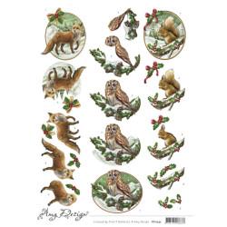 REPRINT - Vintage Easter - KP0059