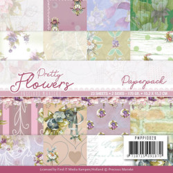 Stampers Anonymous - Tim Holtz - Layered Stencil - Bouquet