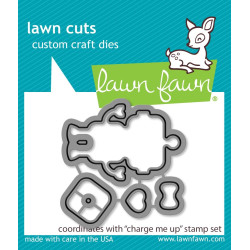 Lawn Fawn - Charge Me Up -...