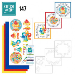 Stitch And Do 147 - Happy...
