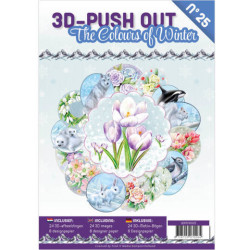 3D Push Out Book - The...
