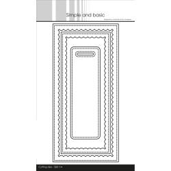 Simple And Basic - Stempel - Dansk Tekst - SBC100