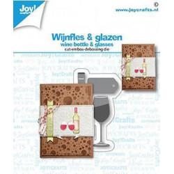 Joy! - Wine Bottle &...