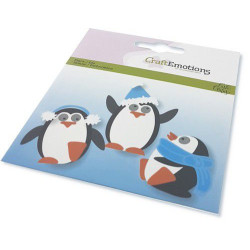 CraftEmotions - Penguin -...