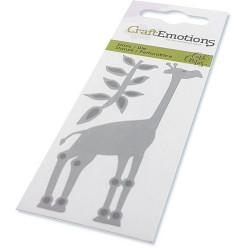 CraftEmotions - Giraffe -...