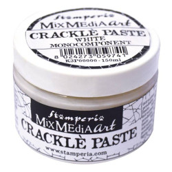 Stamperia - Crackle Paste -...