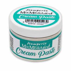 Stamperia - Cream Paste -...