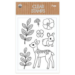 Piatek13 - Clear Stamp -...