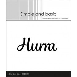 Simple And Basic - Hurra - SBD129