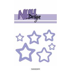 NHH Design - Stars - NHHD899