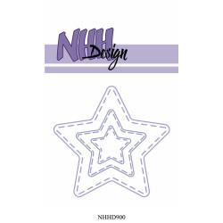 NHH Design - Stitched Stars...