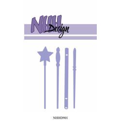 NHH Design - Wands - NHHD901