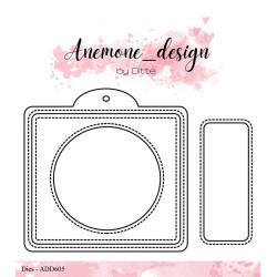 Anemone_Design - Photo Frame