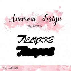 Anemone_Design - Tillykke