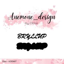 Anemone_Design - Bryllup