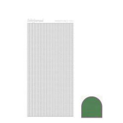 Hobbydots Lines - Mirror Green