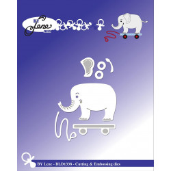 By Lene - Elephant - BLD1338