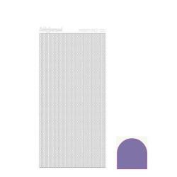 Hobbydots Lines - Mirror Purple