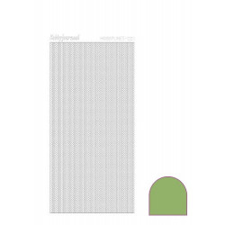 Hobbydots Lines - Mirror Lime