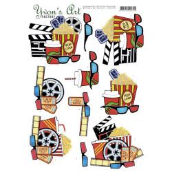 Yvon's Art - Cinema - CD11617