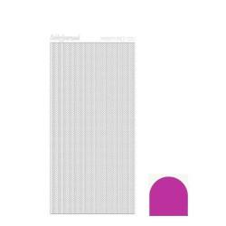 Hobbydots Lines - Mirror Pink