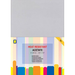 JEJE - Acetate Sheets Heat...